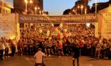 Lunga e colorata