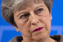 Il primo ministro inglese Theresa May
