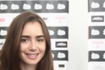 Lily Collins star a Ischia Global Fest
