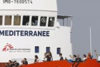 Aquarius: Closing ports against humanity - Paris tells Rome