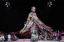 African Fashion International, abito di Salima Abdel-Wahab