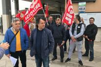 Vertenza Cbs-Damarinsì all'incontro in Regione