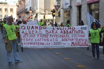Sit-in per dire «altolà» 