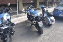 In moto senza casco, auto non assicurate: impennata di multe e sequestri