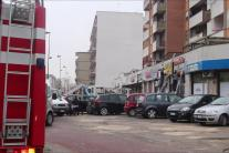 Video Foggia esplosione