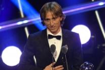 E' Luka Modric il Fifa best player 2018