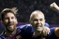 France football:Iniesta da Pallone d'Oro