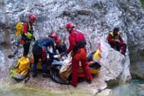 Several feared dead in rain-swollen Calabria river