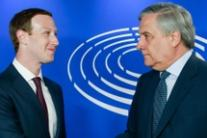 Protecting democracy a priority, Tajani to Zuckerberg (3)