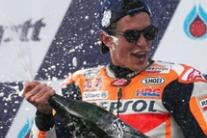 Moto: Marquez, primo match ball in casa