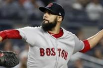 MLB,il lanciatore dei Boston Red Sox David Price