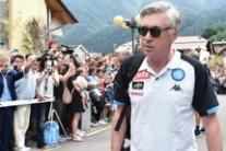 Soccer: I'm at Napoli for victory - Ancelotti