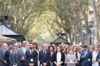 Re a Barcellona a un anno da attentato