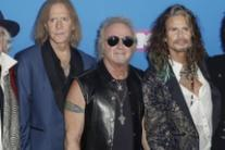 Gli Aerosmith ospiti degli MTV Video Music Awards