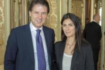 Raggi says OK to special powers from Conte