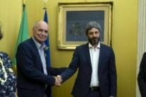 Regeni parents meet PM, FM, House Speaker