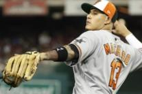 MLB All-Star Game, Manny Machado (Baltimore Orioles) in gara