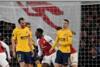 E.League: pari tra Arsenal e A.Madrid