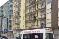 Boy, 3, falls from balcony