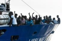 Italy requests Malta take migrant-rescue ship Lifeline (4)