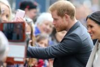 Gb: Harry e Meghan in Irlanda del Nord