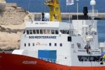 Aquarius: migranti in 4 Paesi Ue