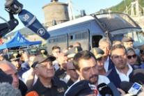 Bridge collapse: Salvini calls for Serie A postponement