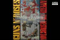 Trenta anni di Appetite for Destruction