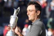 Golf: Molinari breaks Italy's duck in majors