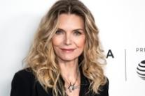 Michelle Pfeiffer in posa per 'Scarface Reunion' a New York