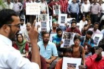 Protesta contro uccisione 13 manifestanti a Tuticorin, India