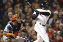 Mlb: Jackie Bradley (Red Sox) contro gli Houston Astros