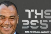 Londra, l'ex terzino Cafu ai Best FIFA Football Awards 2018