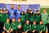Junior Tim Cup incontra Inter e Milan