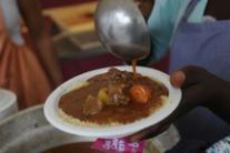 Pork off school menu, couscous on