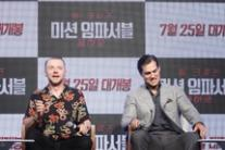 Conferenza stampa di 'Mission Impossible-Fallout' a Seoul