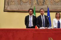 Di Maio invites PD to 'come to table'