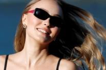 Lily-Rose Melody Depp a Film Festival a San Sebastian,Spagna