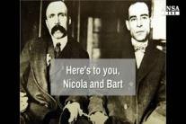 Here's to you, Nicola and Bart