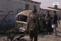 Afghanistan: autobomba a Kabul, 3 morti