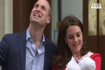 William e Kate presentano il terzo Royal Baby