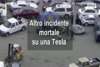 Altro incidente mortale su una Tesla