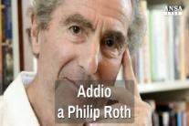 Addio a Philip Roth