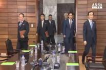 Prosegue disgelo Coree, presto terzo summit Kim-Moon