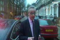 "Brexit, Gove: ""Londra andra' avanti"""