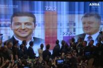 Ucraina, Zelensky vince le Presidenziali