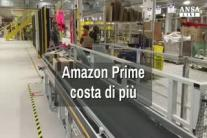 Amazon Prime costa di piu'