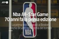 Nba All-Star Game, 70 anni fa la prima edizione