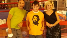 Il ring stende i pregiudizi: ciak a Bari per «Upside Down» di Luca Tornatore