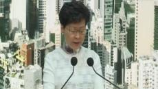 Hong Kong, governatrice Lam si scusa ma non lascia